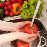 lavare la verdura con bicarbonato