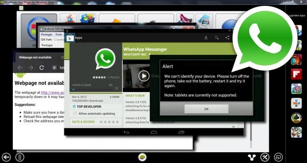 whatsapp sul computer