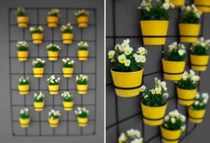 idee creare giardino verticale
