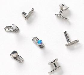 tipi di microdermal piercing