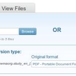 Convertire un PDF in Word Online