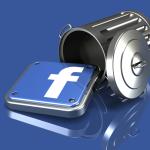 eliminare definitivamente account Facebook