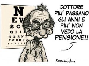 fondi pensione vignetta