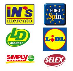 prodotti e produttori dei discount