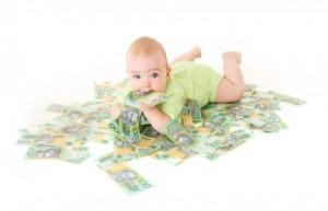 quanto costa mantenere un bambino