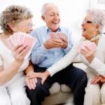 casa di riposo giochi per anziani