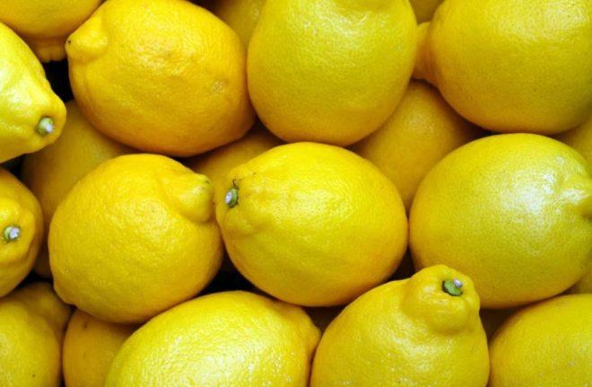 limone per abiti bianchi